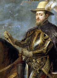 Felipe II, Caballerizas